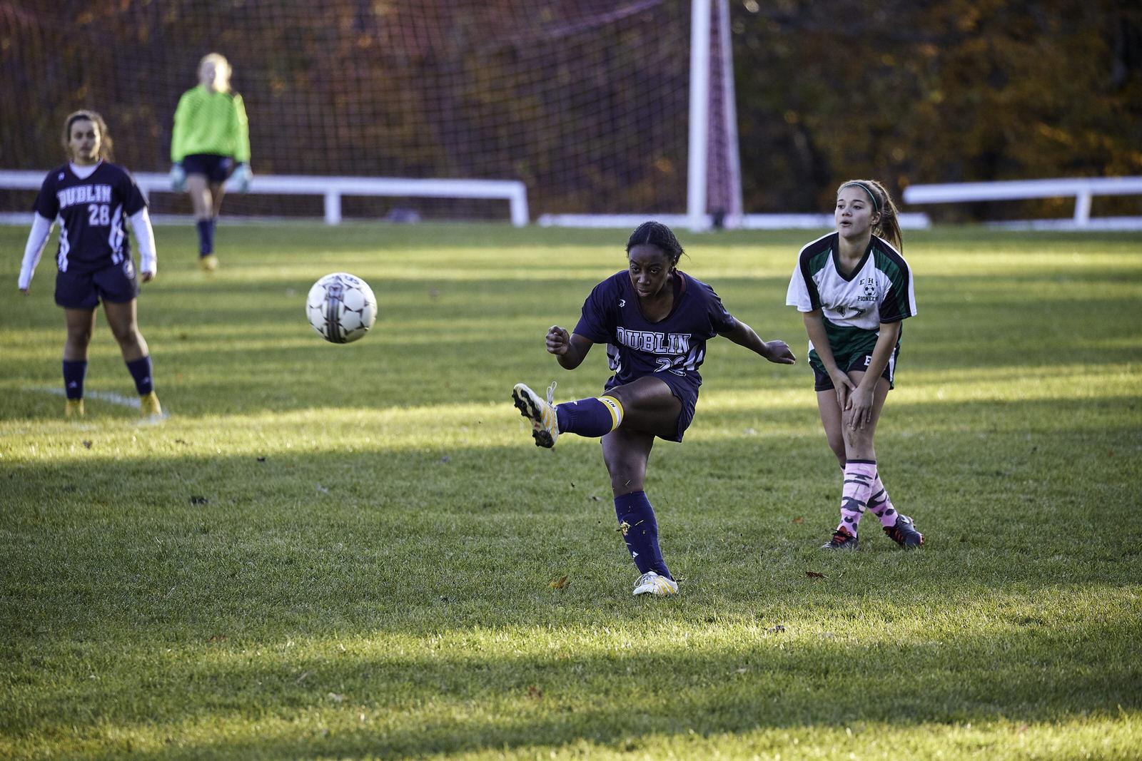 Girls Varsity Soccer vs. Eagle Hill School - October 30, 2018 138886.jpg