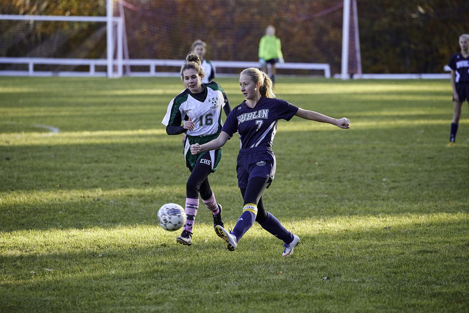 Girls Varsity Soccer vs. Eagle Hill School - October 30, 2018 138895.jpg