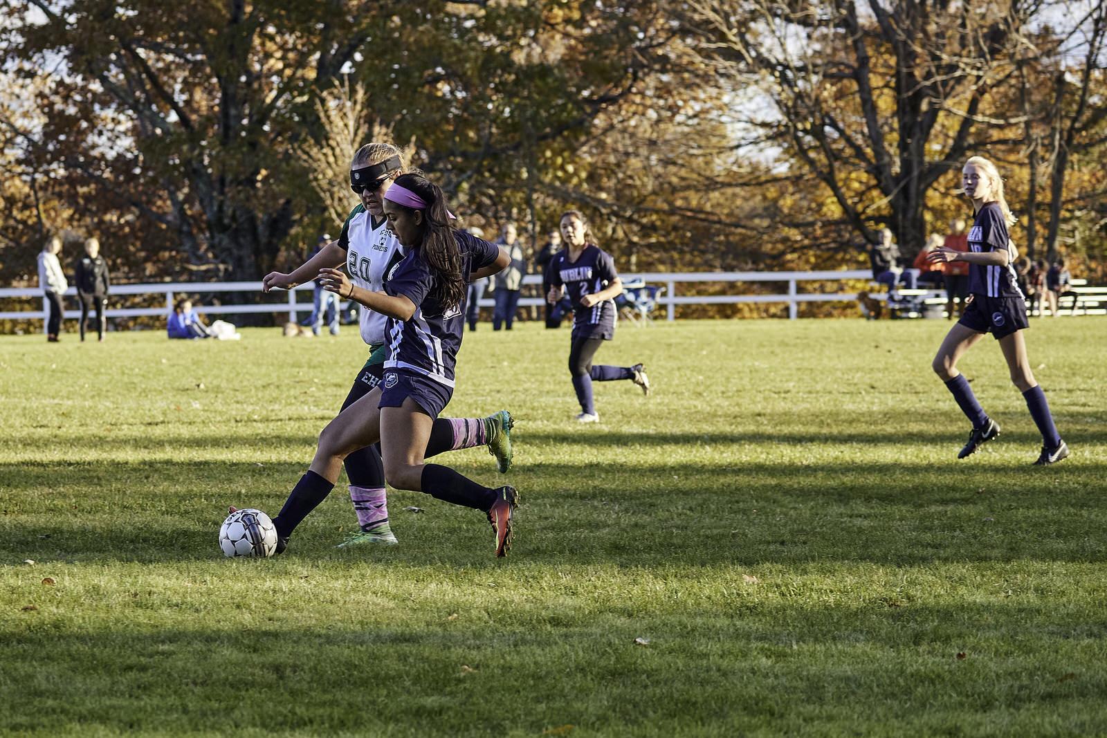 Girls Varsity Soccer vs. Eagle Hill School - October 30, 2018 138915.jpg
