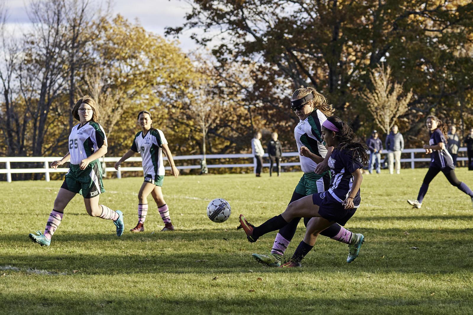 Girls Varsity Soccer vs. Eagle Hill School - October 30, 2018 138918.jpg