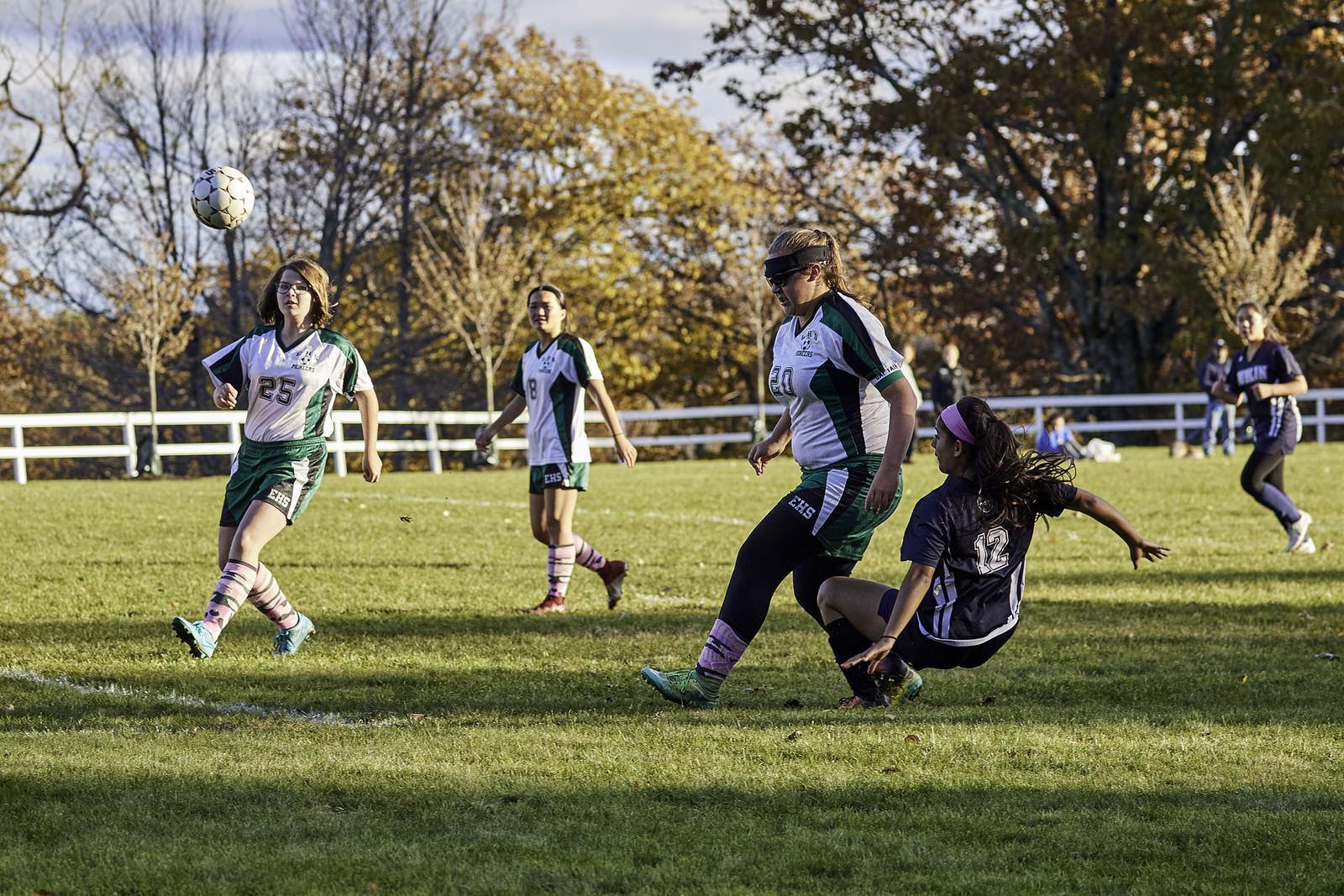 Girls Varsity Soccer vs. Eagle Hill School - October 30, 2018 138921.jpg