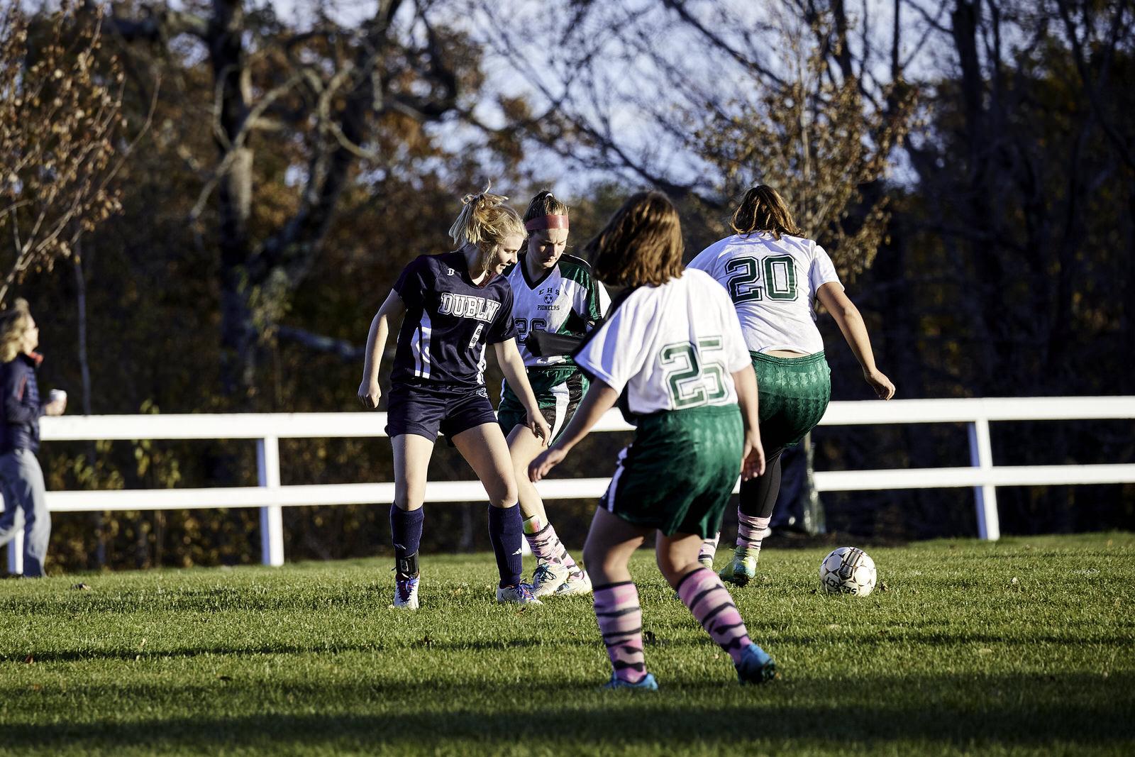Girls Varsity Soccer vs. Eagle Hill School - October 30, 2018 139047.jpg