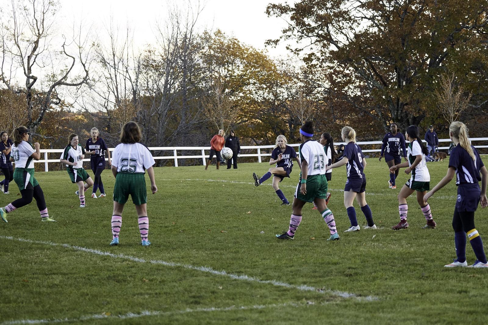 Girls Varsity Soccer vs. Eagle Hill School - October 30, 2018 139130.jpg