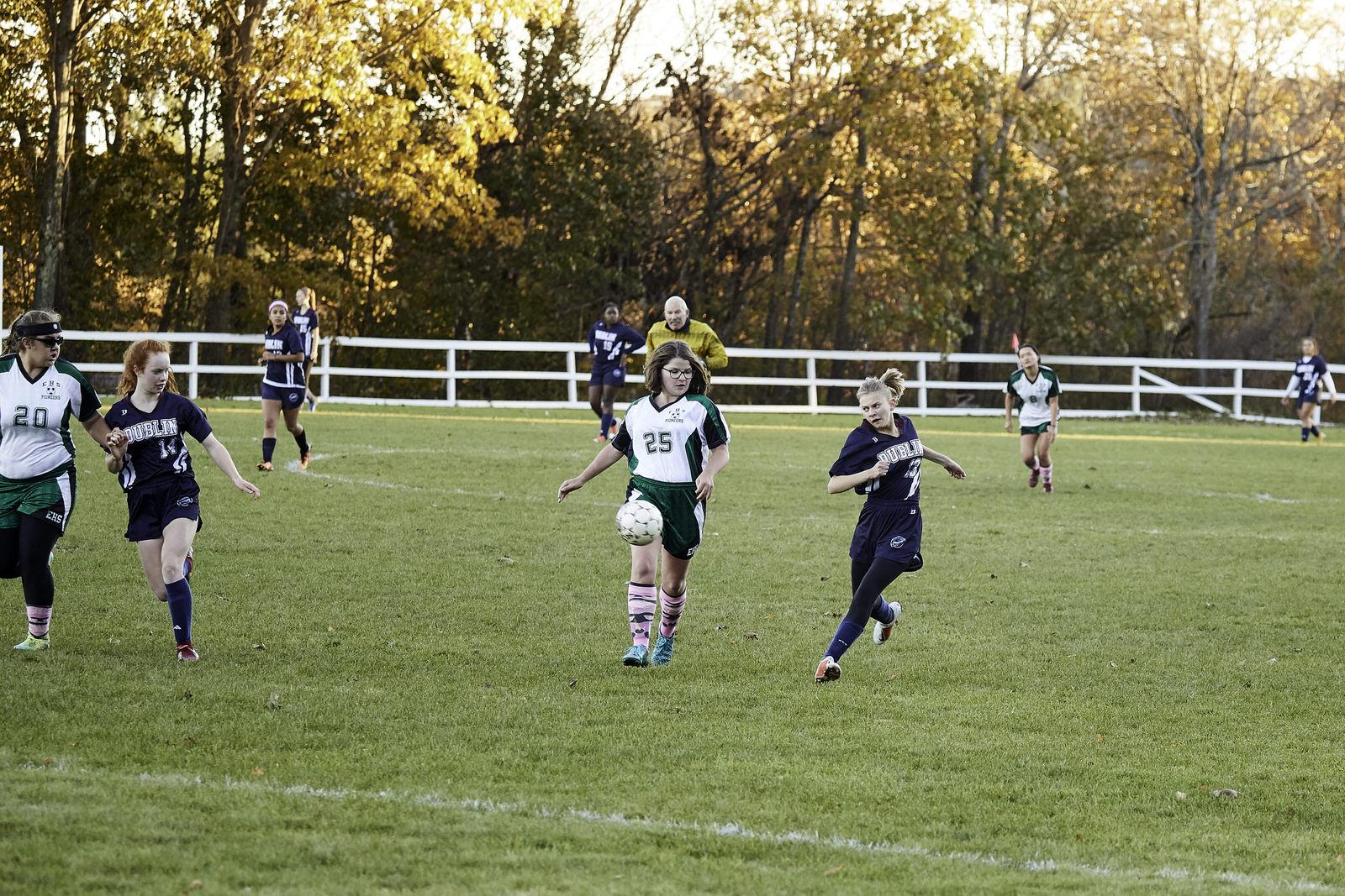 Girls Varsity Soccer vs. Eagle Hill School - October 30, 2018 139187.jpg