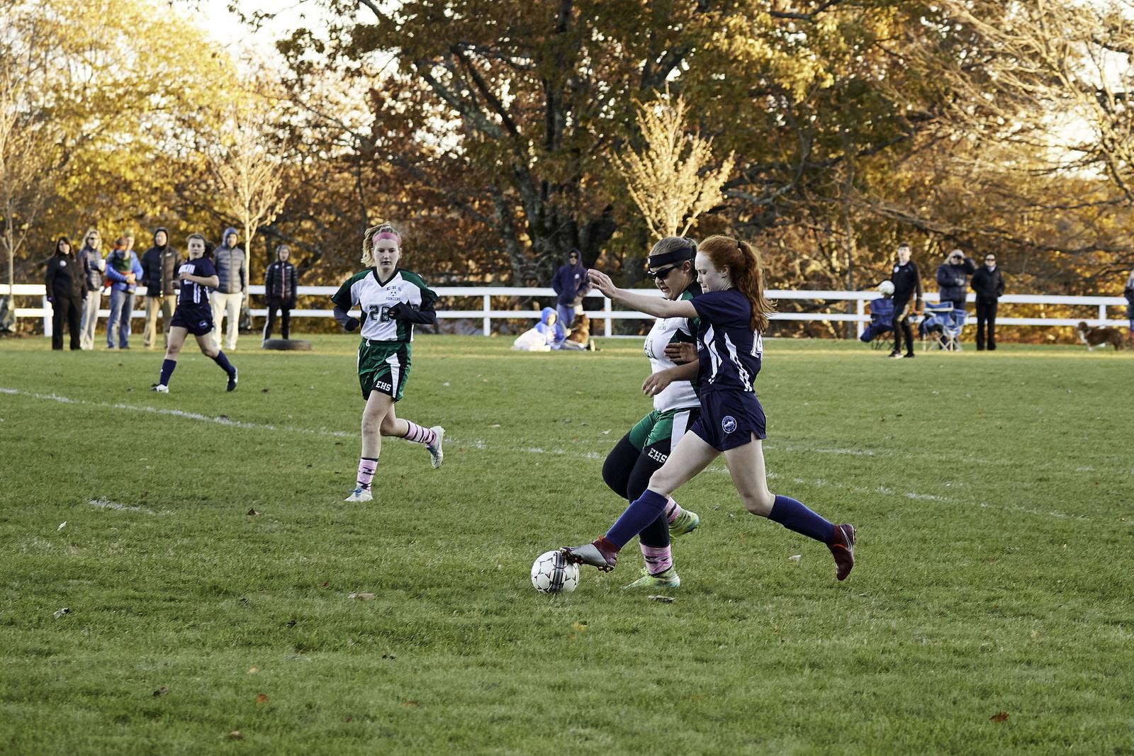 Girls Varsity Soccer vs. Eagle Hill School - October 30, 2018 139192.jpg