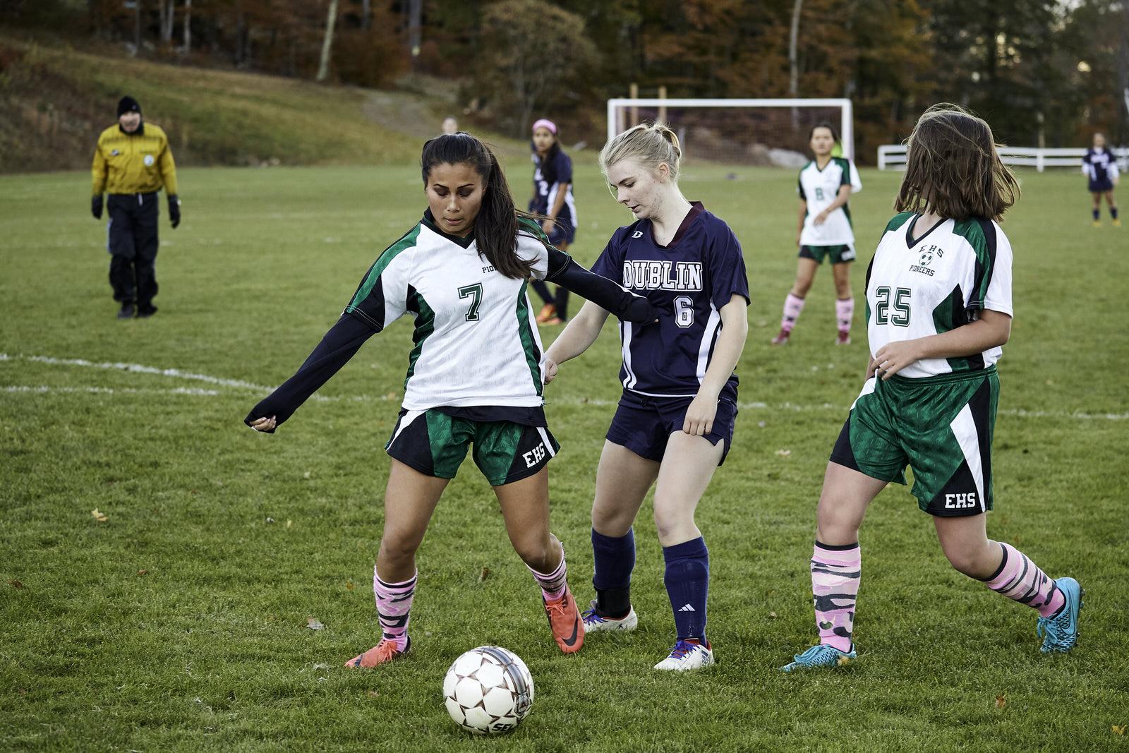Girls Varsity Soccer vs. Eagle Hill School - October 30, 2018 139381.jpg