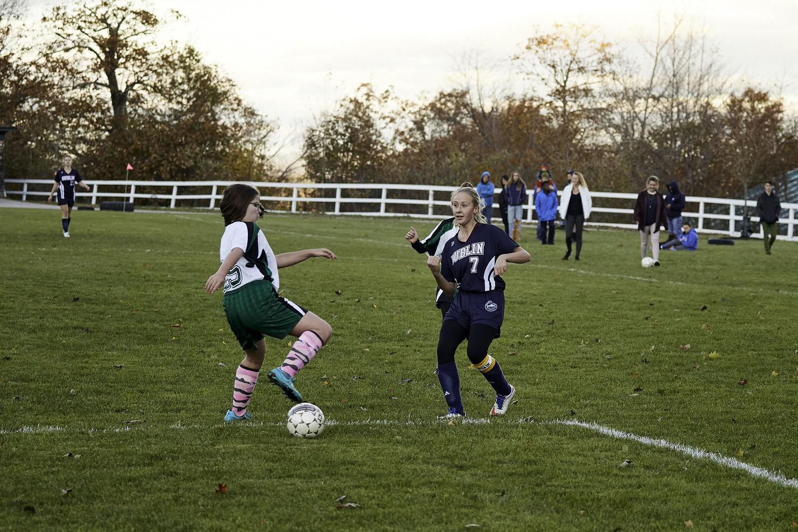 Girls Varsity Soccer vs. Eagle Hill School - October 30, 2018 139397.jpg
