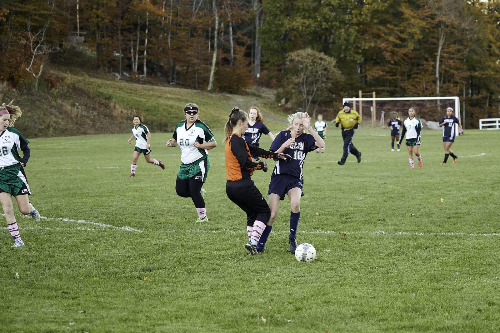 Girls Varsity Soccer vs. Eagle Hill School - October 30, 2018 139460.jpg