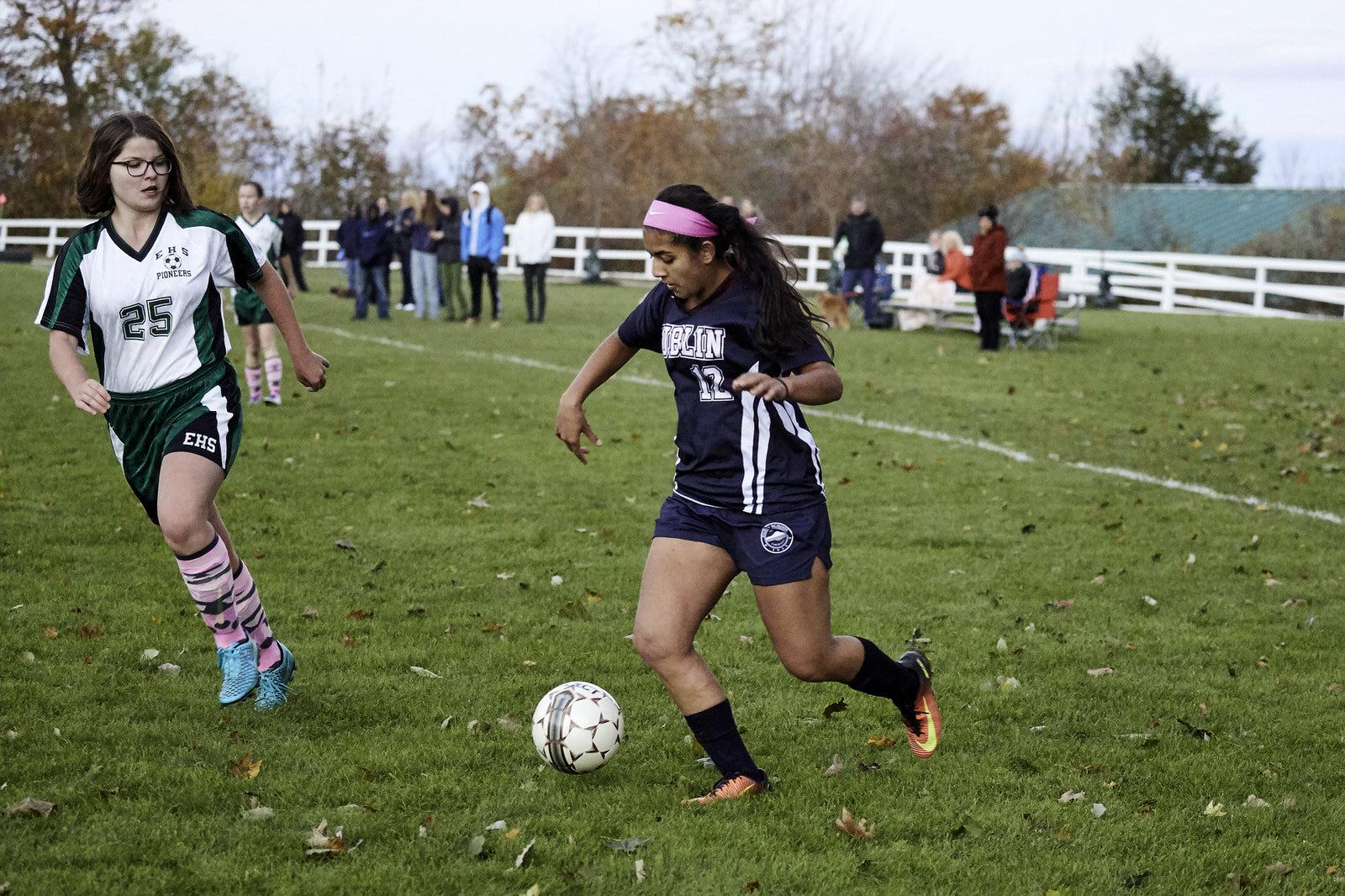 Girls Varsity Soccer vs. Eagle Hill School - October 30, 2018 139515.jpg