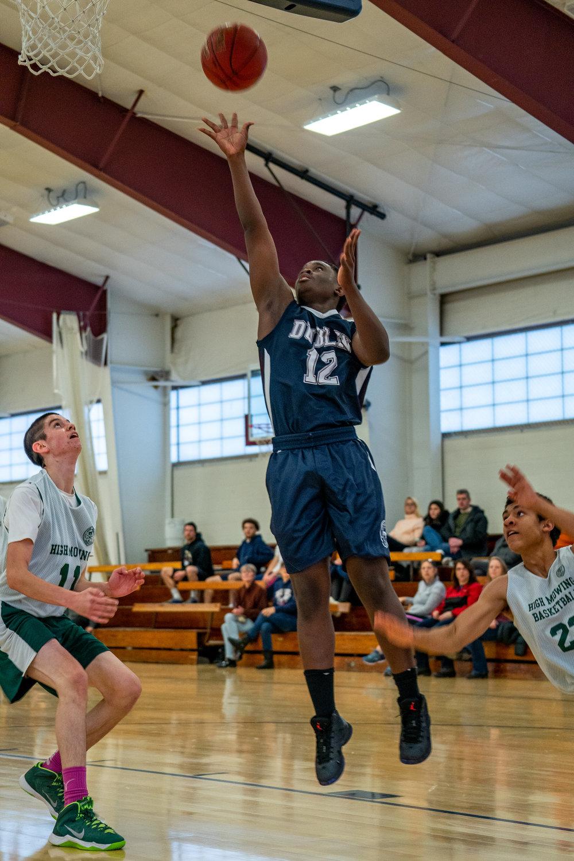 Basketball - Boys — Dublin School