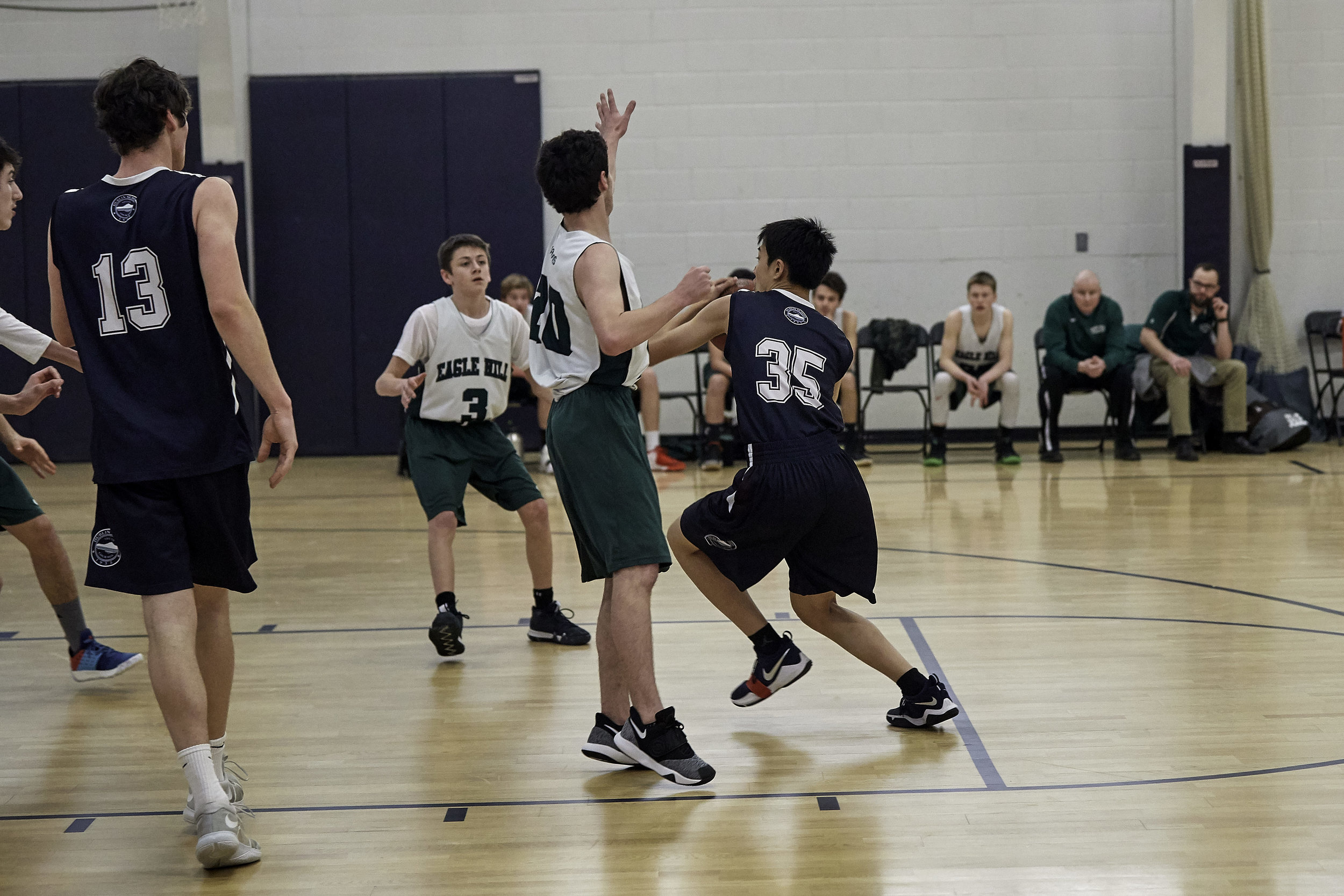 Boys Varsity Basketball vs. Eagle Hill School JV at RVAL Tournament - February 11, 2019 - 167713.jpg