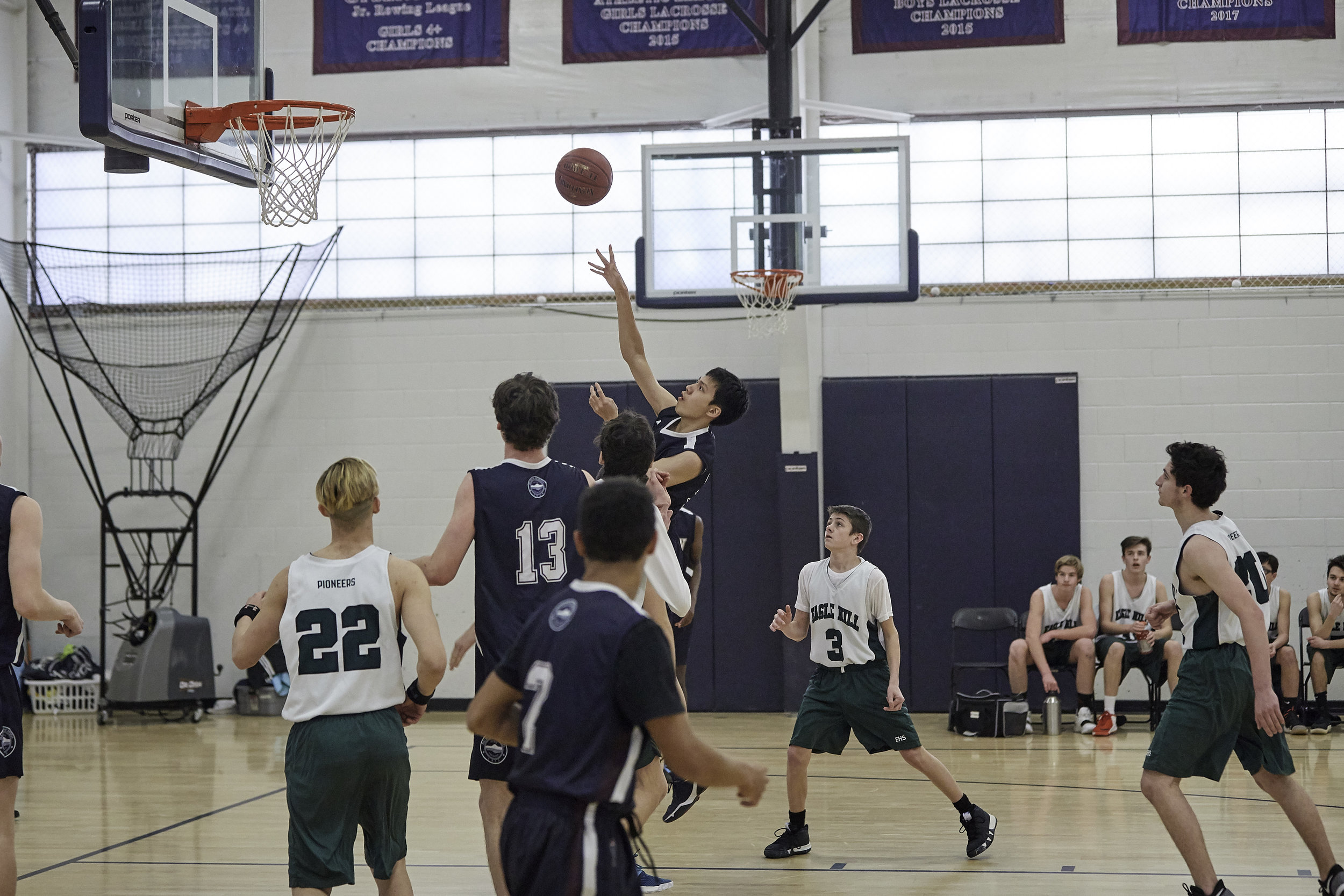 Boys Varsity Basketball vs. Eagle Hill School JV at RVAL Tournament - February 11, 2019 - 167724.jpg