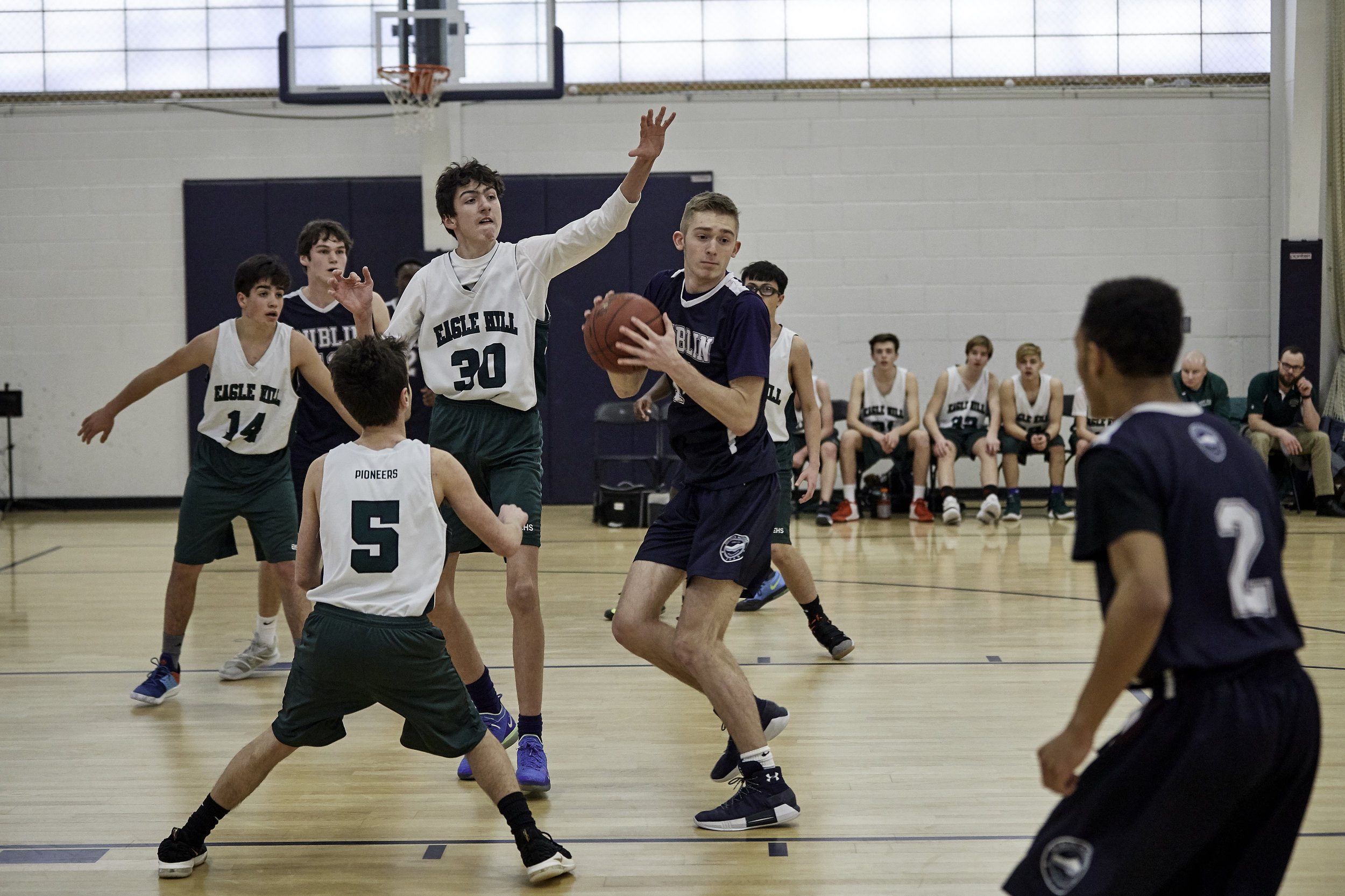 Boys Varsity Basketball vs. Eagle Hill School JV at RVAL Tournament - February 11, 2019 - 167896.jpg