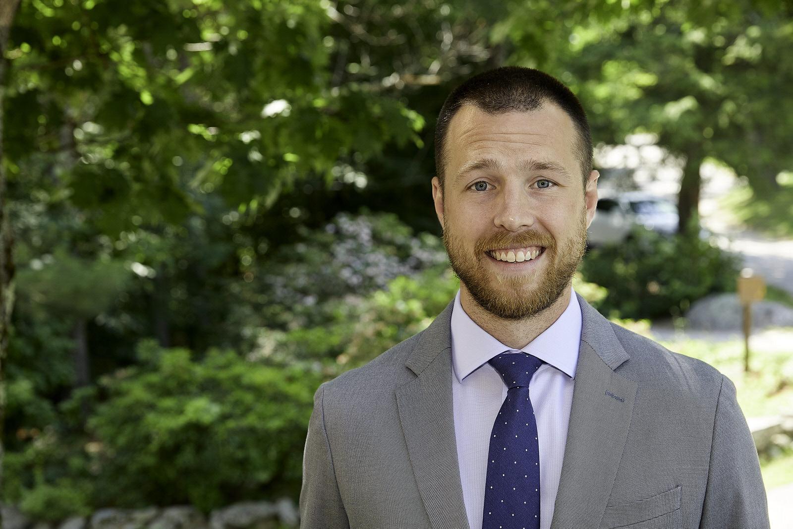 Matt Parker Associate Director of Admissions 603-563-1234