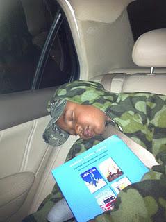 really asleep