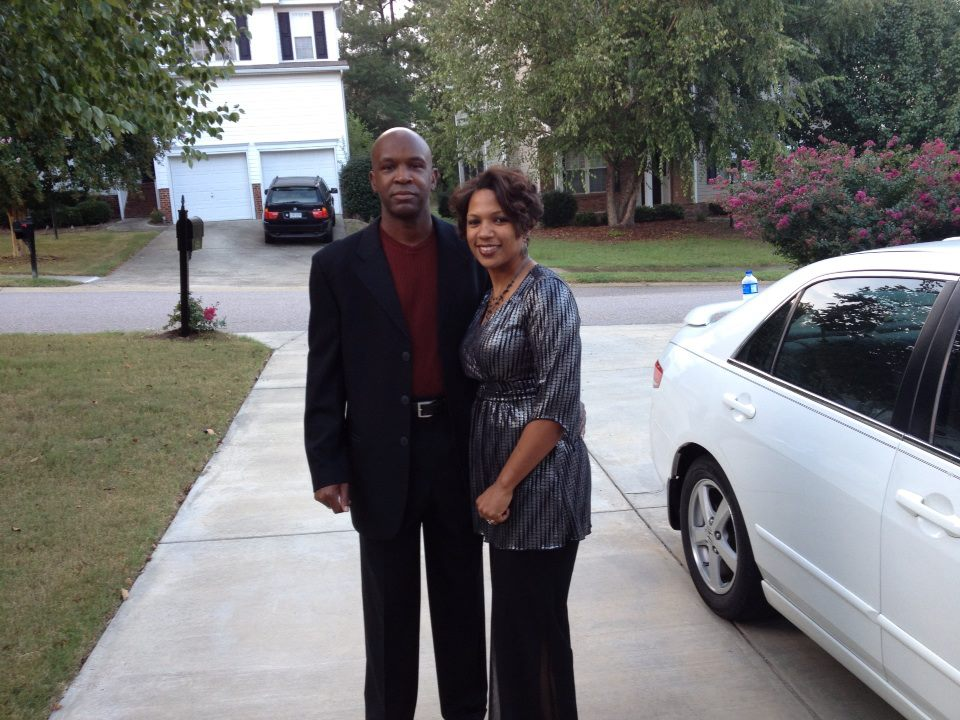 """My mom took this picture of us as we were leaving. Once a Marine always a Marine. Retired Papa Bear is standing like he's in uniform. At least mom got a partial smile.                0    0    1    25    146    kenyagjohnson.com    1    1    170    14.0                          Normal    0                false    false    false       EN-US    JA    X-NONE                                                                                                                                                                                                                                                                                                                                                                                                                                                                                                                             /* Style Definitions */ table.MsoNormalTable {mso-style-name:""""Table Normal""""; mso-tstyle-rowband-size:0; mso-tstyle-colband-size:0; mso-style-noshow:yes; mso-style-priority:99; mso-style-parent:""""""""; mso-padding-alt:0in 5.4pt 0in 5.4pt; mso-para-margin:0in; mso-para-margin-bottom:.0001pt; mso-pagination:widow-orphan; font-size:12.0pt; font-family:Cambria; mso-ascii-font-family:Cambria; mso-ascii-theme-font:minor-latin; mso-hansi-font-family:Cambria; mso-hansi-theme-font:minor-latin;}"""