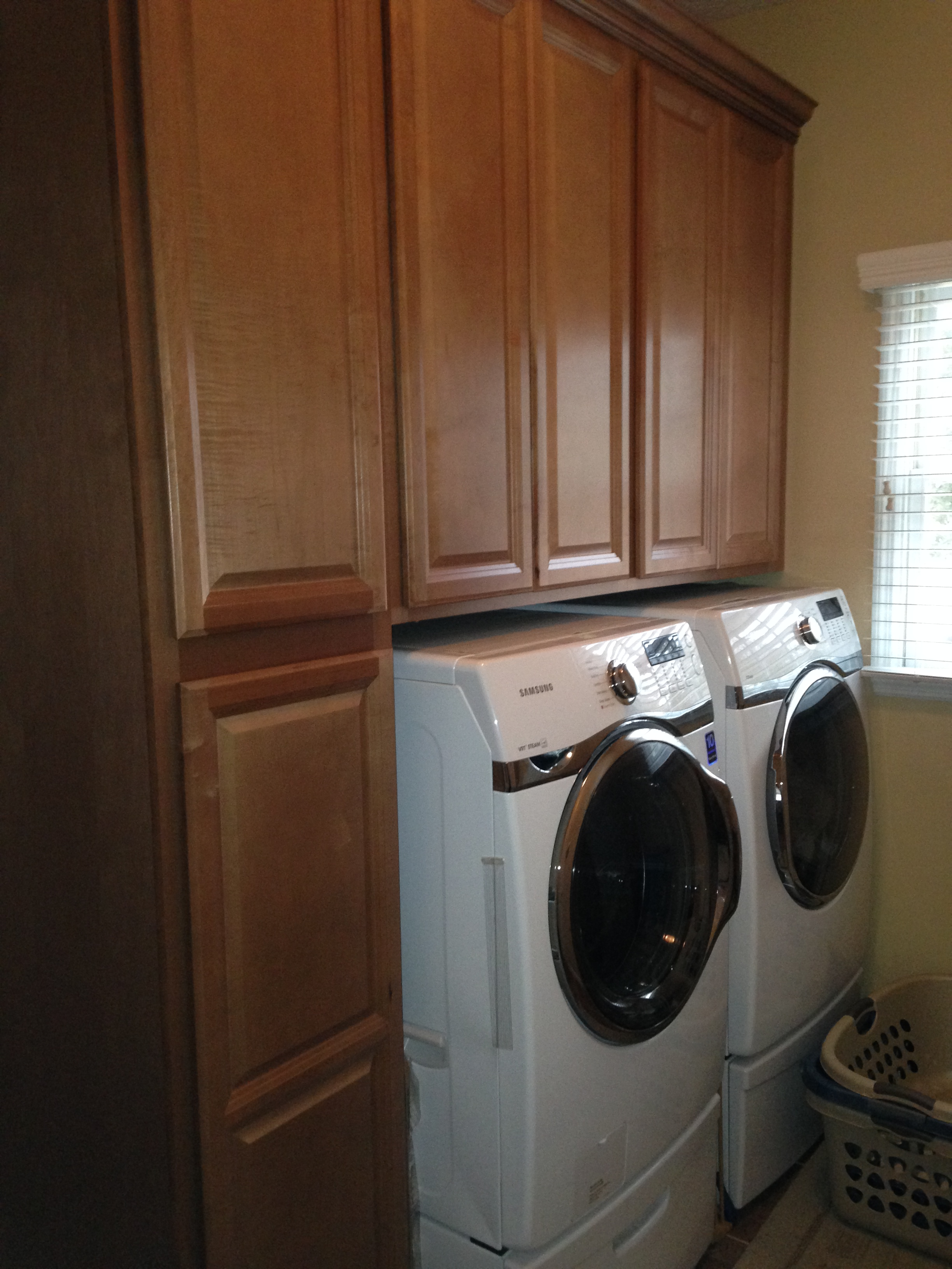 The Laundry Room (after)