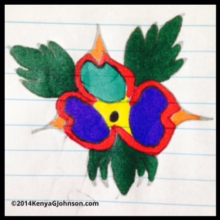 A Flower by Christopher