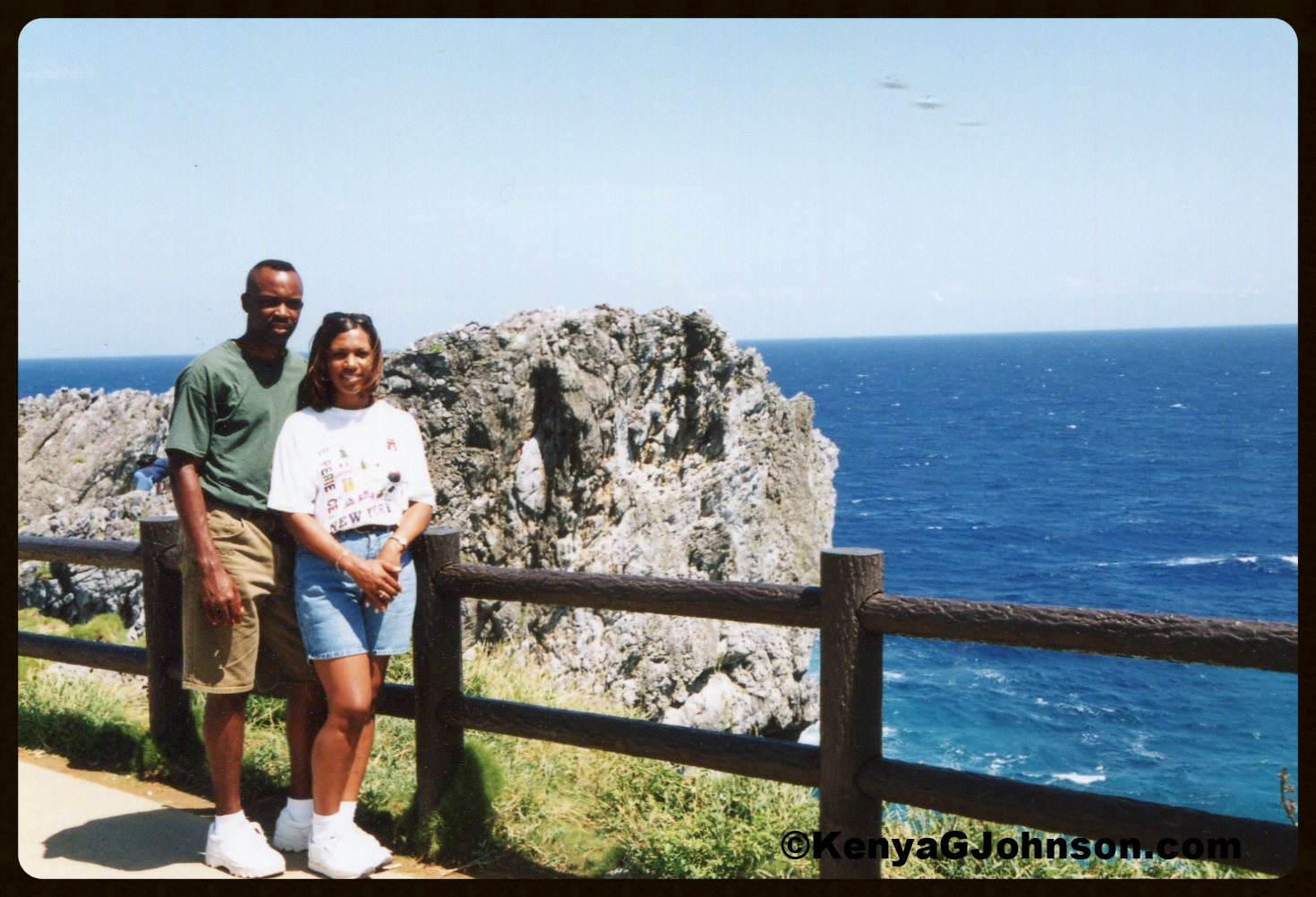 1998, Okinawa Japan