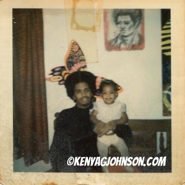 Circa 1971 - 20 year old Daddy