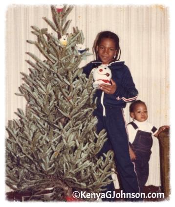 The   real   Christmas tree