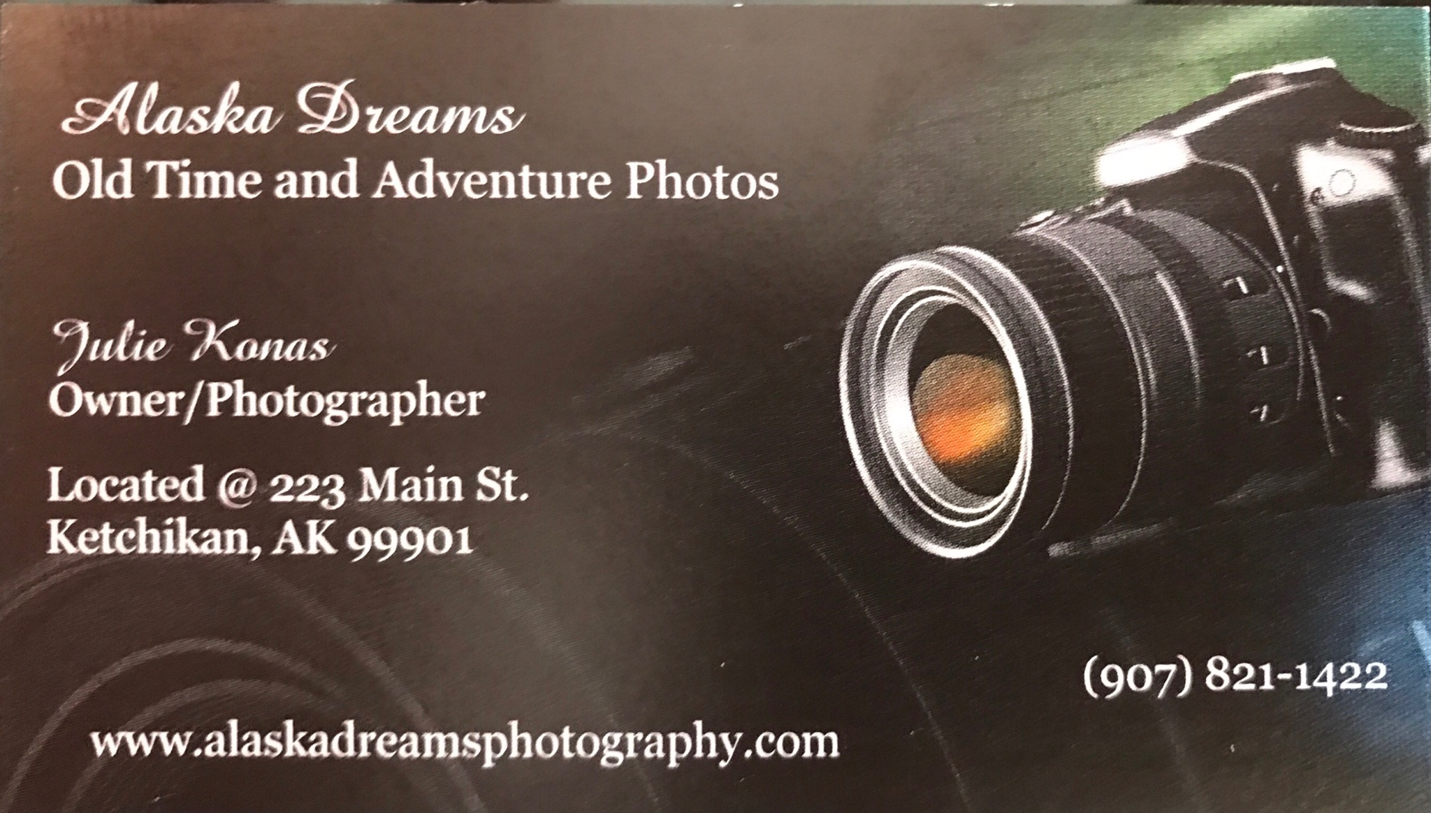 Alaska Dreams Photography - Where you can ride a moose, hunt a bear, catch fish, go kayaking, be a lumberjack and much more! *All the things we weren't going to do for reals