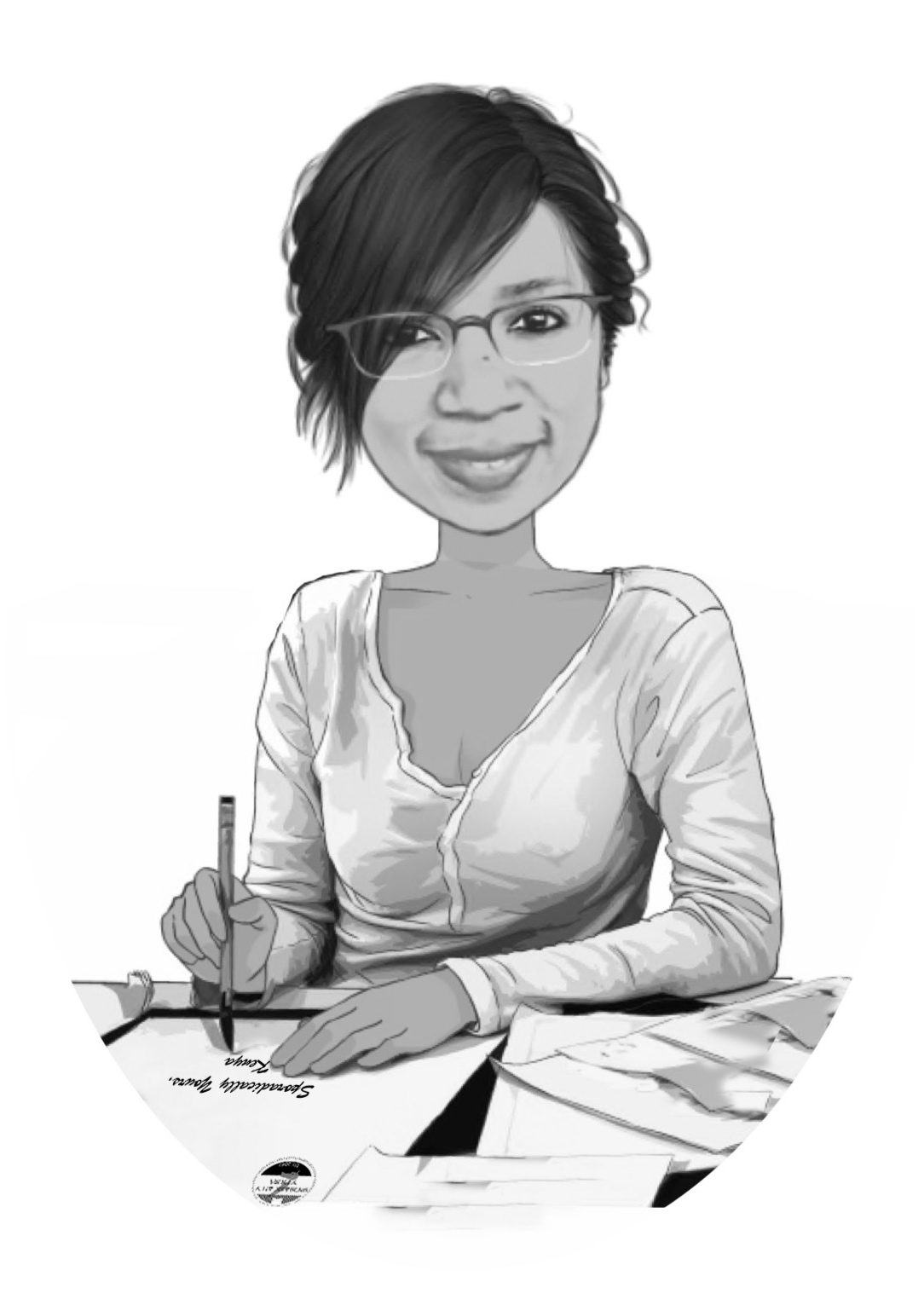 About Me - Favorite things include reading, writing, listening to music, technerding, drinking coffee, playing with essential oils and organizing stuff. Sporadically, I blog, write letters and freelance.I AM MY BRAND.I AM the genre that I write.I am Me and I am Sporadically Yours.~Kenya G. Johnson