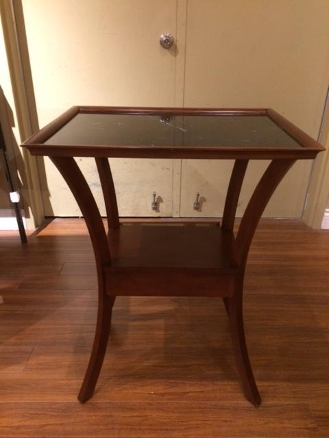 Harden Side Table Reg: $749 SALE $379