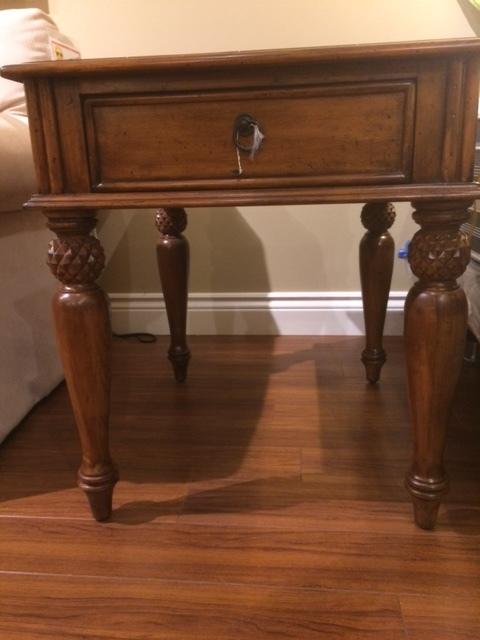 Lexington Side Table Reg: $1173 SALE $699