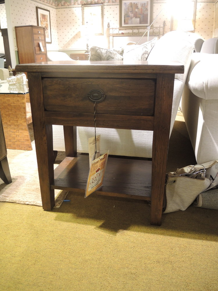 broyhill bedside table $525 -