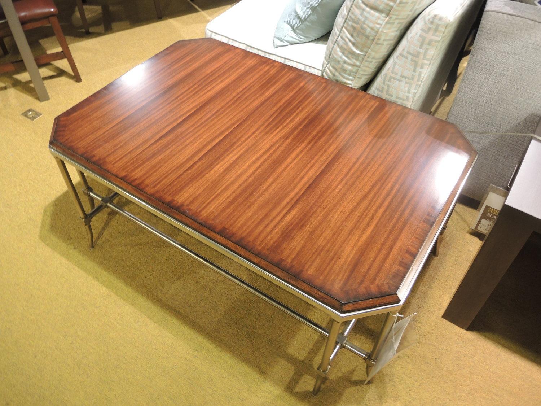 bernhardt coffee table $749 -