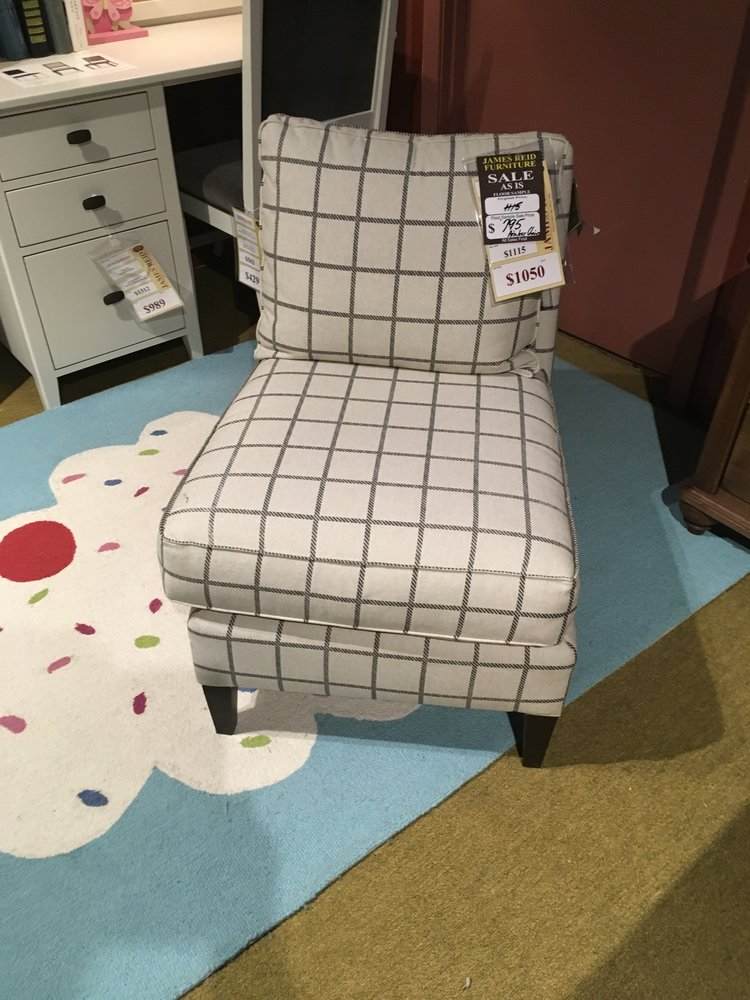 miles talbot armless chair $795 -