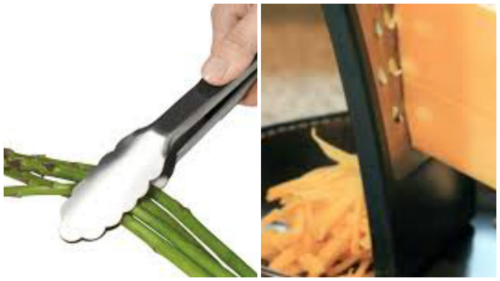 Food handling vs food manipulation