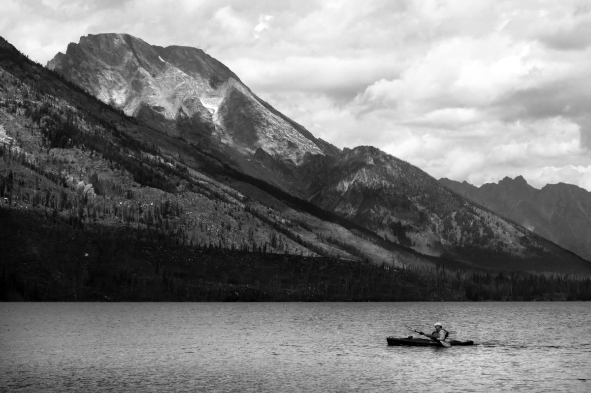 Jenny Lake, Tetons National Park