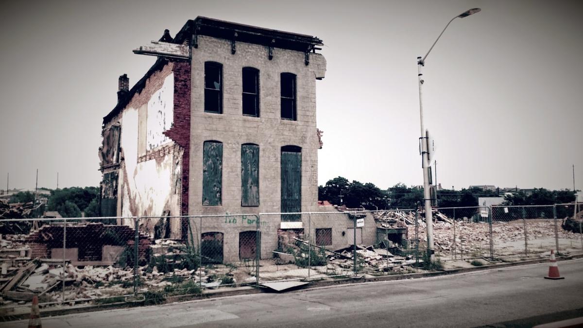 Ashland Avenue, East Baltimore, MD