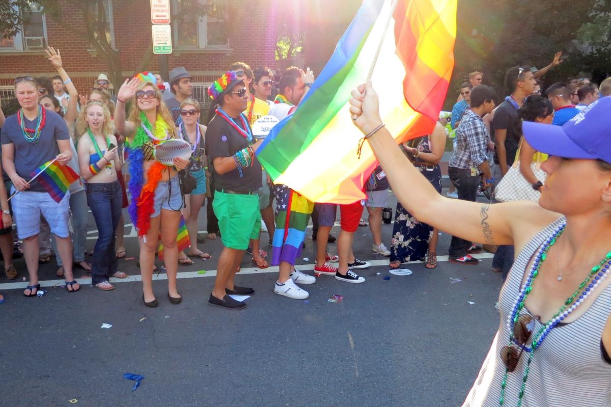 Pride, Washington DC