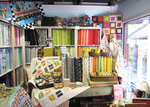 Retail Therapy The Cloth Shop Granville Island Color Rocks My World