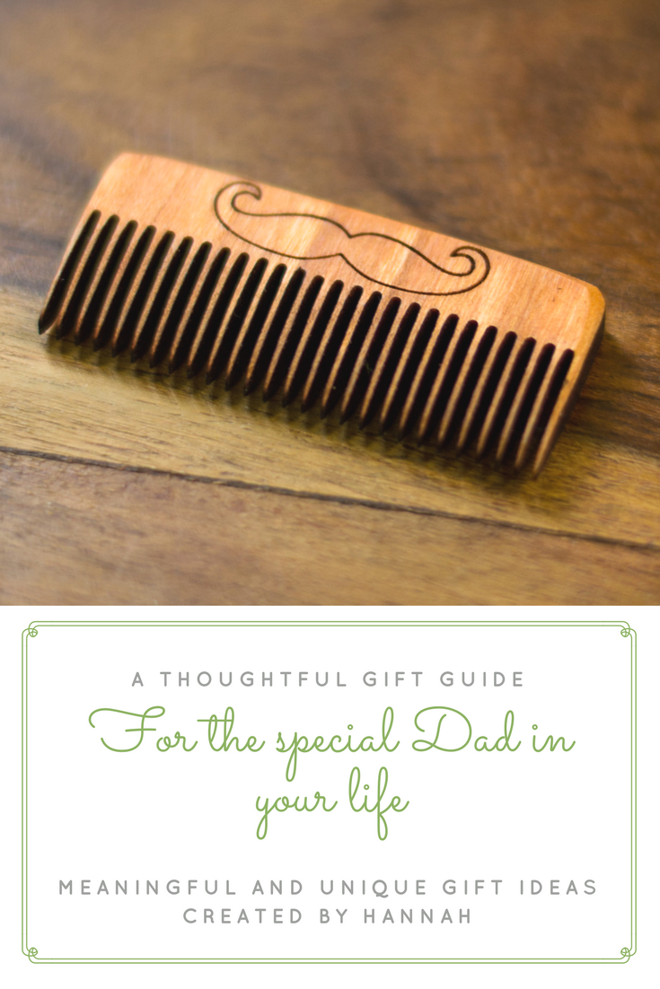 Meaningful and Unique Gift Ideas for Dads