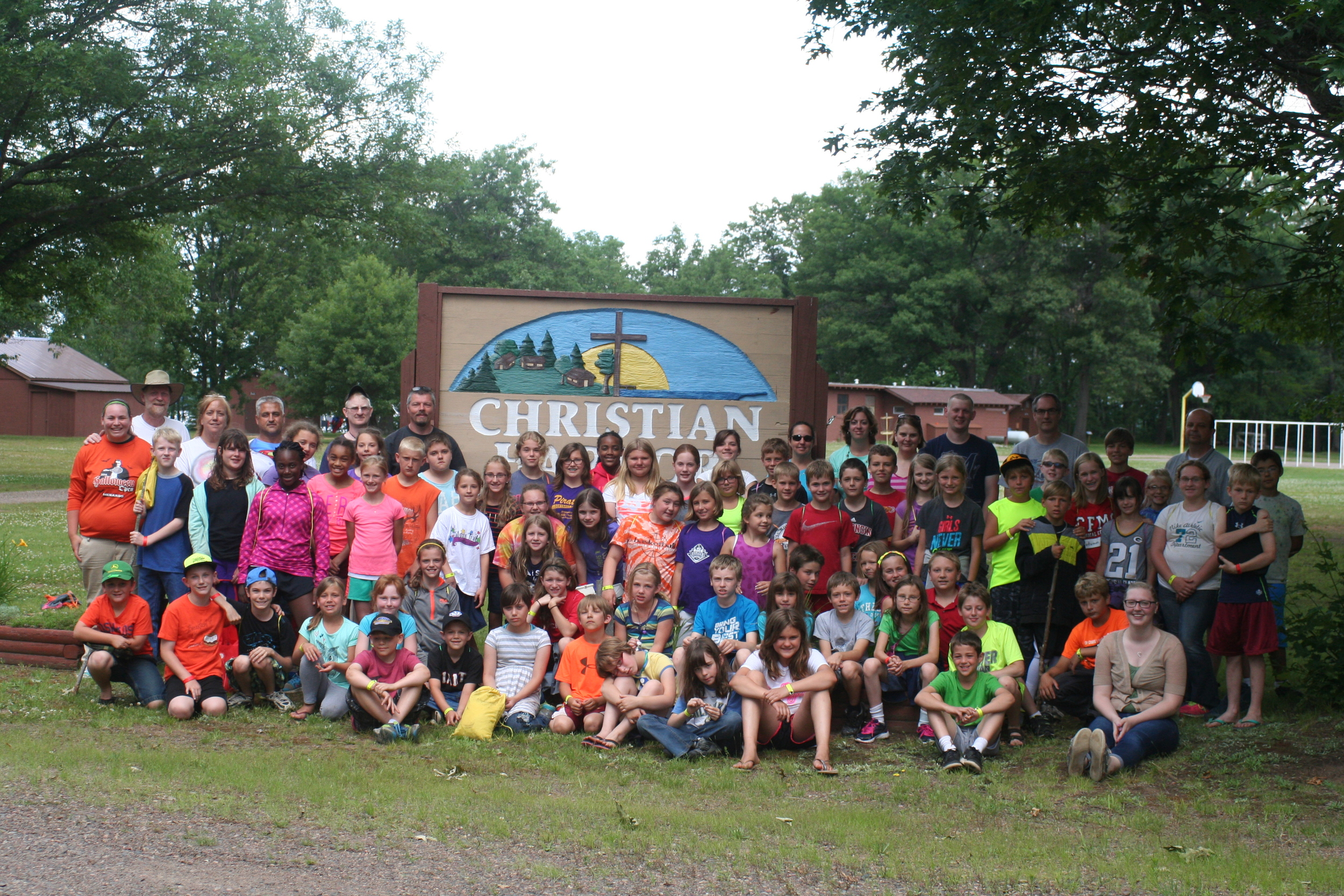 Grade 4-5 Camp