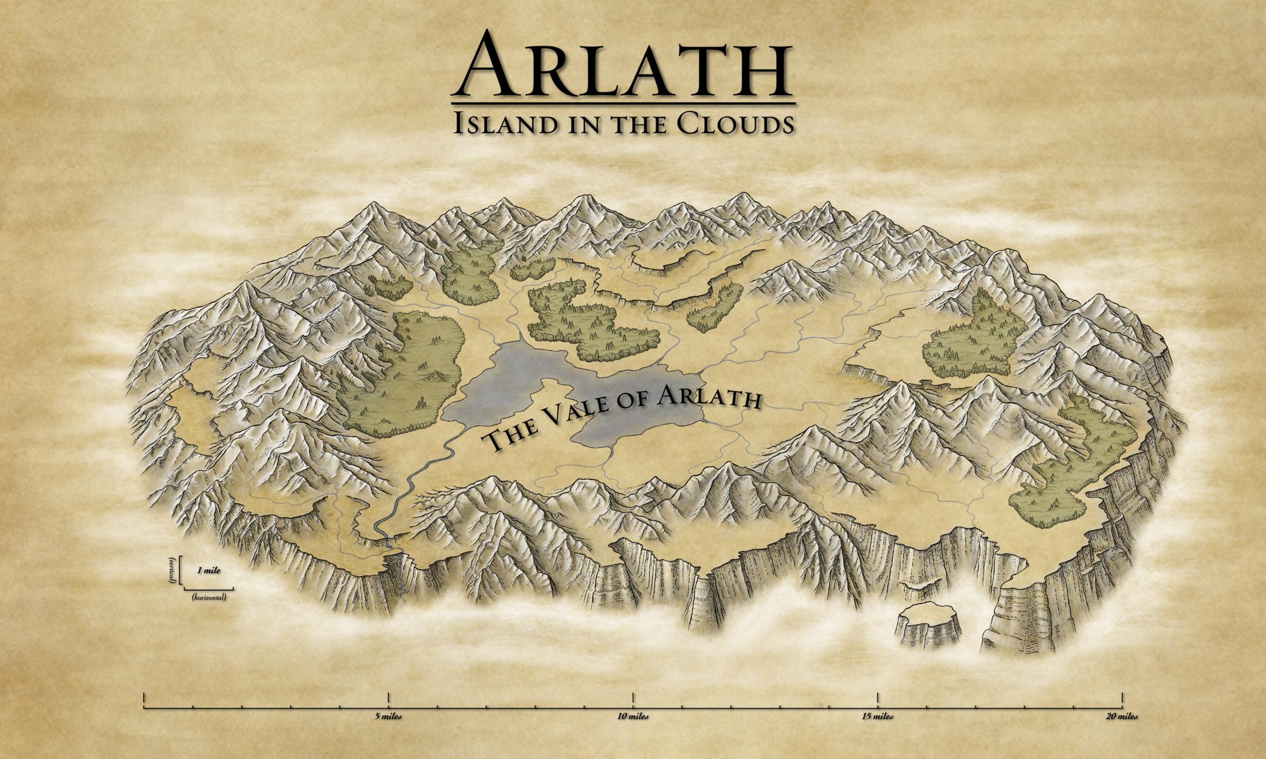 Ile d'Artlath