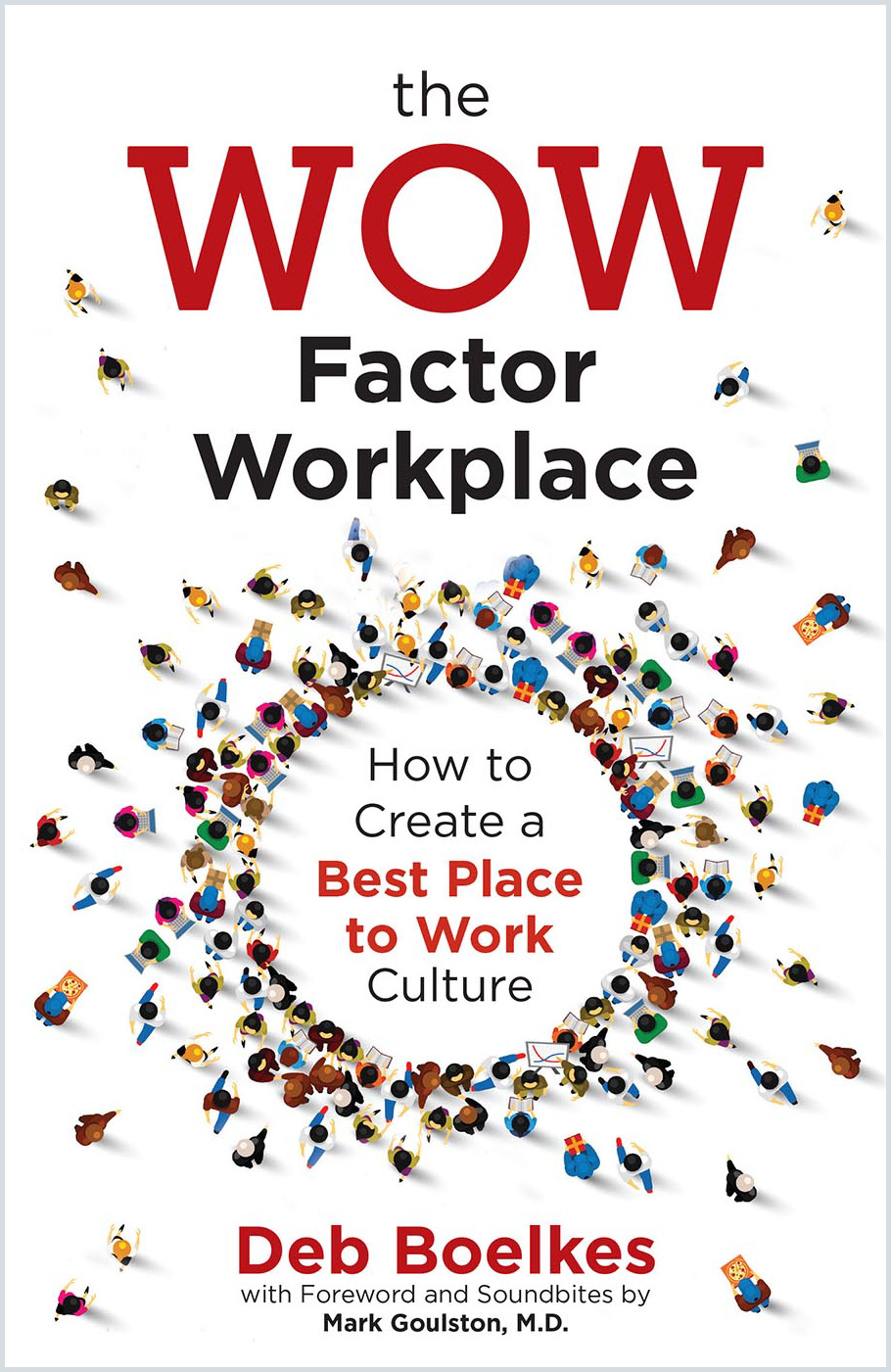 The WOW Factor Workplace book