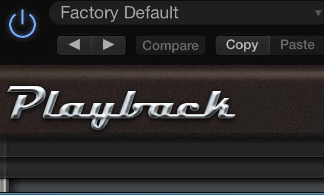 Playback ain't no Ableton Live, but will work great for simple backing tracks when you don't want to run another program live.