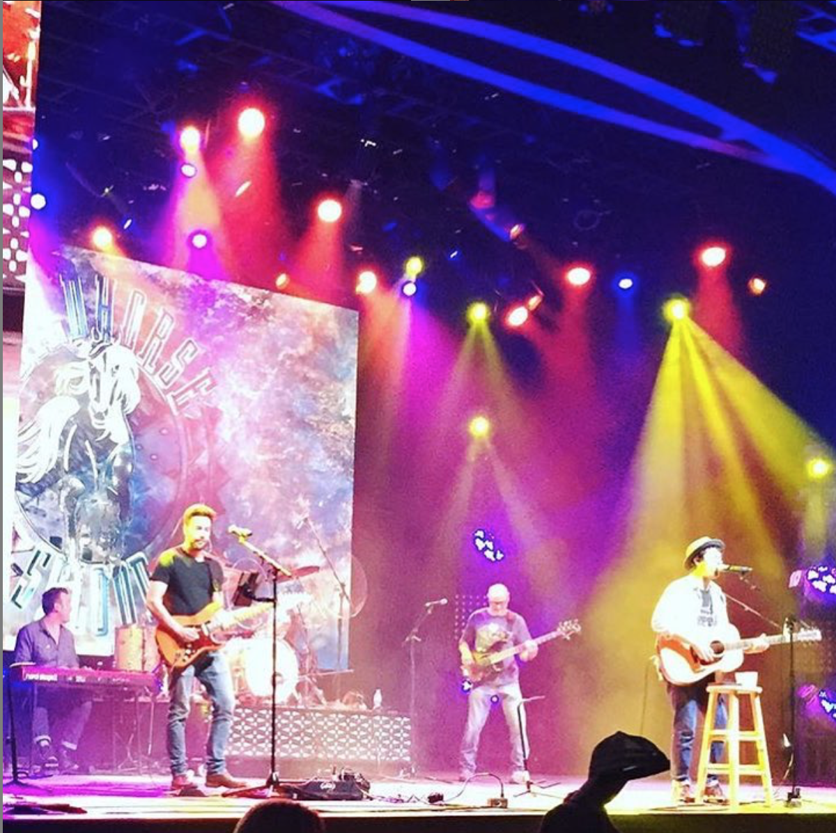 Live at the Wildhorse Saloon with Americana artist Jackson Lawrence.