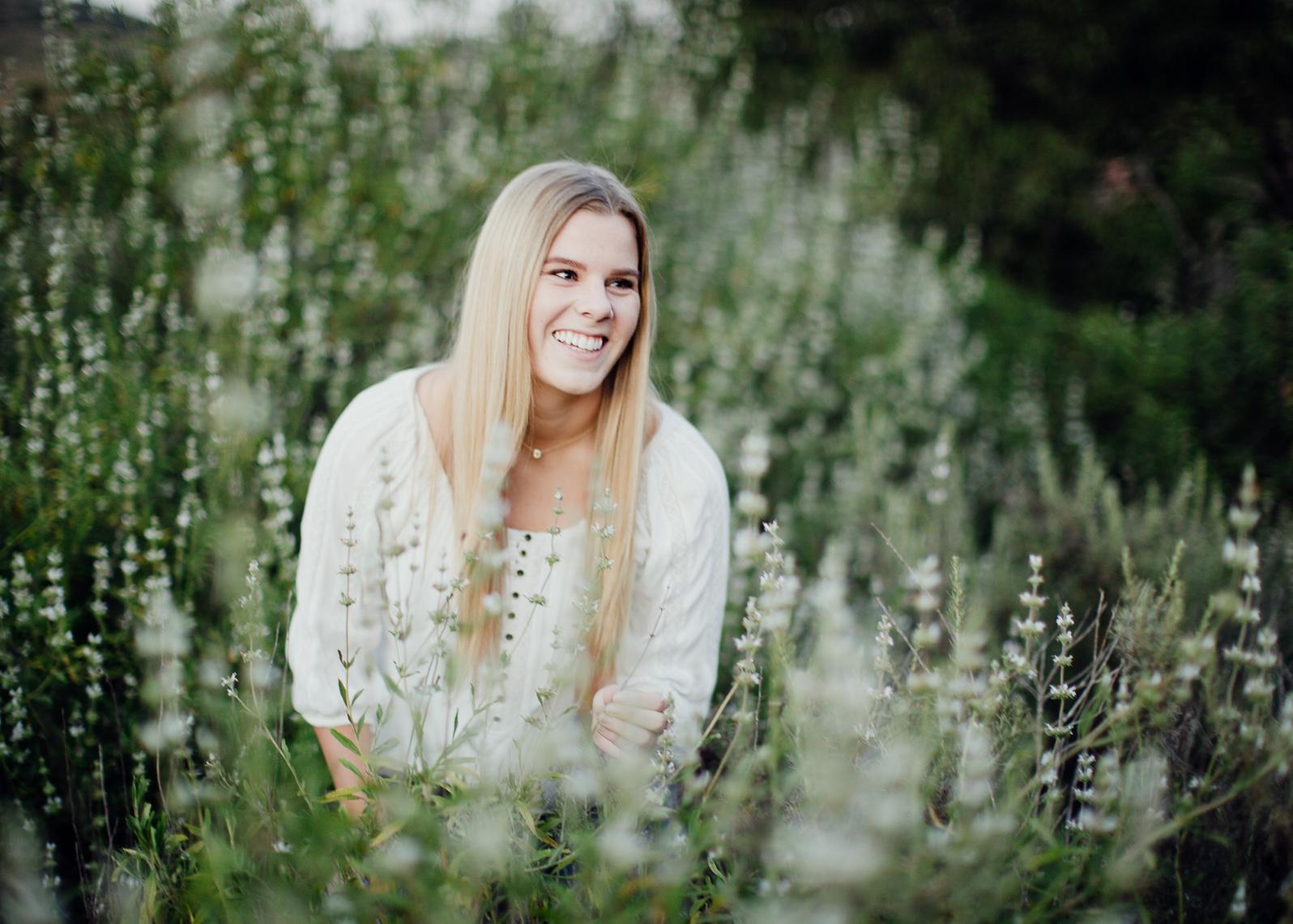 Orange County Senior Photography