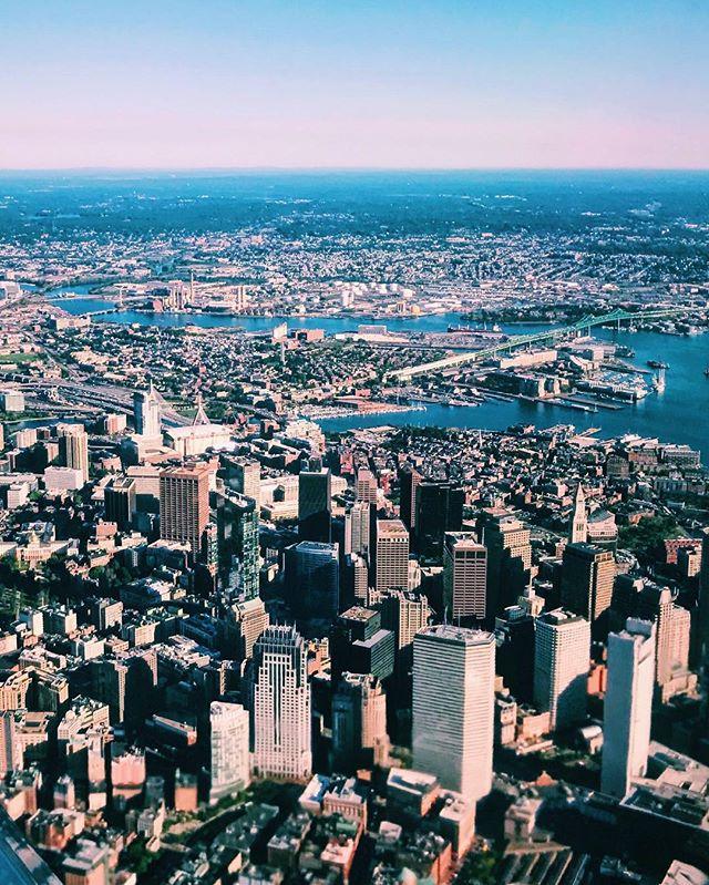 Boston has its moments