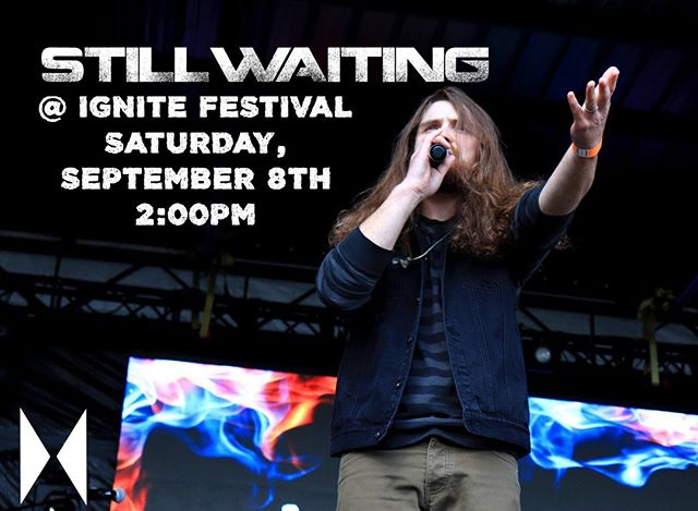 If you didn't know...now you know. 😊🤘 Ignite Festival, we can't wait to see you again.