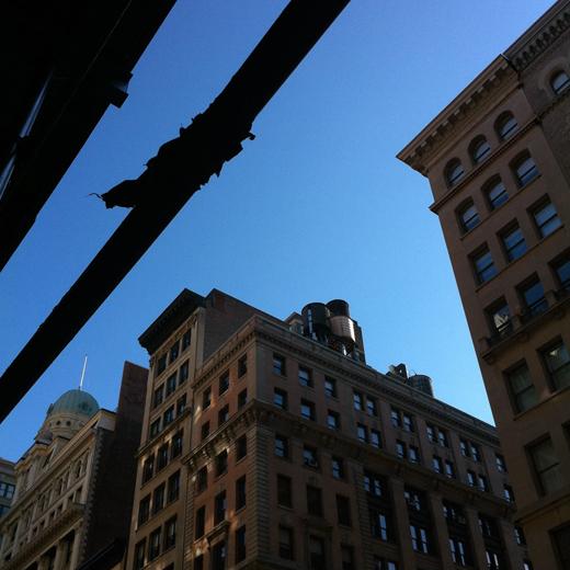 scaffolding city, shot, 99