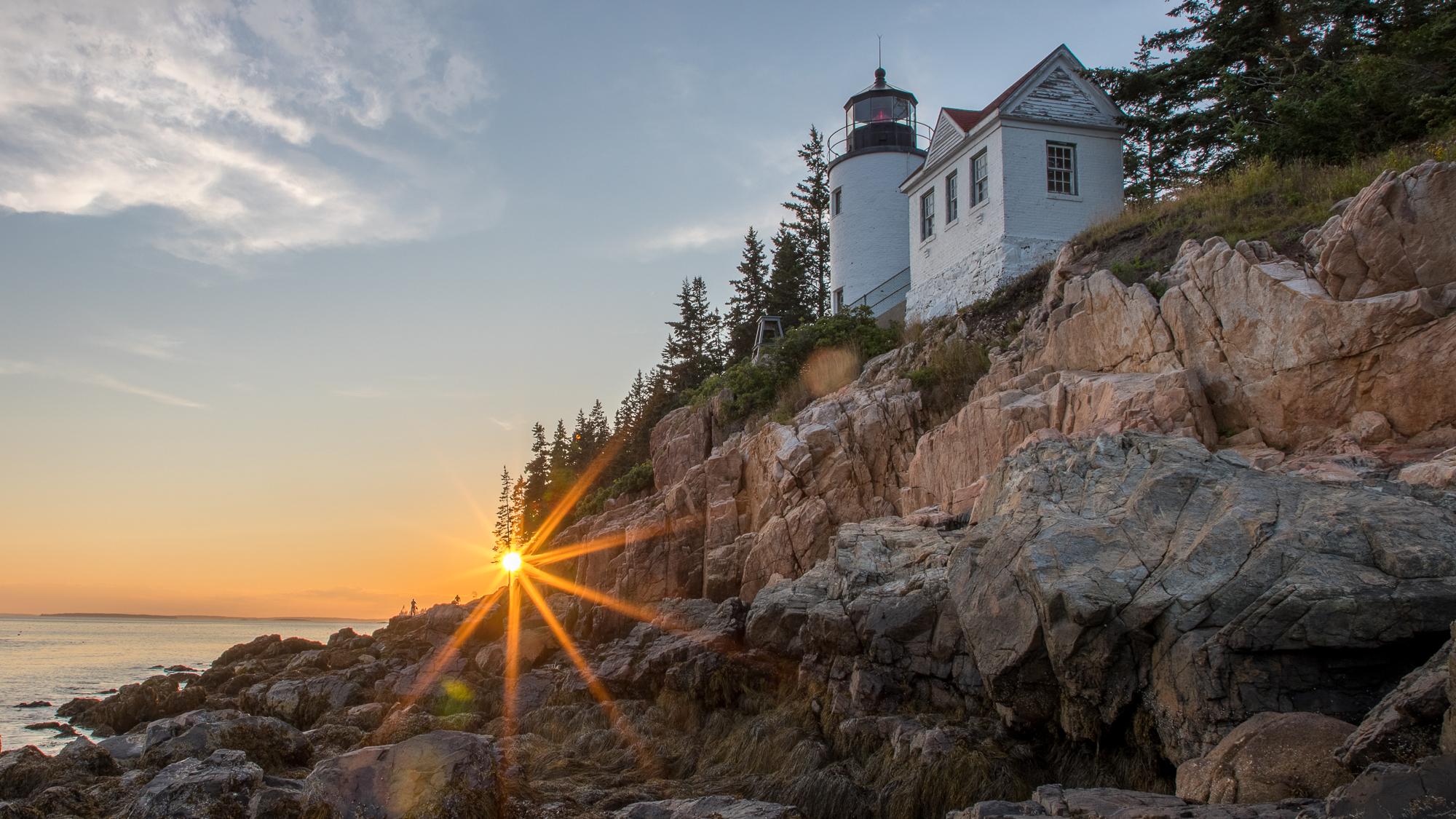 Acadia National Park - Canon Live Learning Destination Workshop BTS