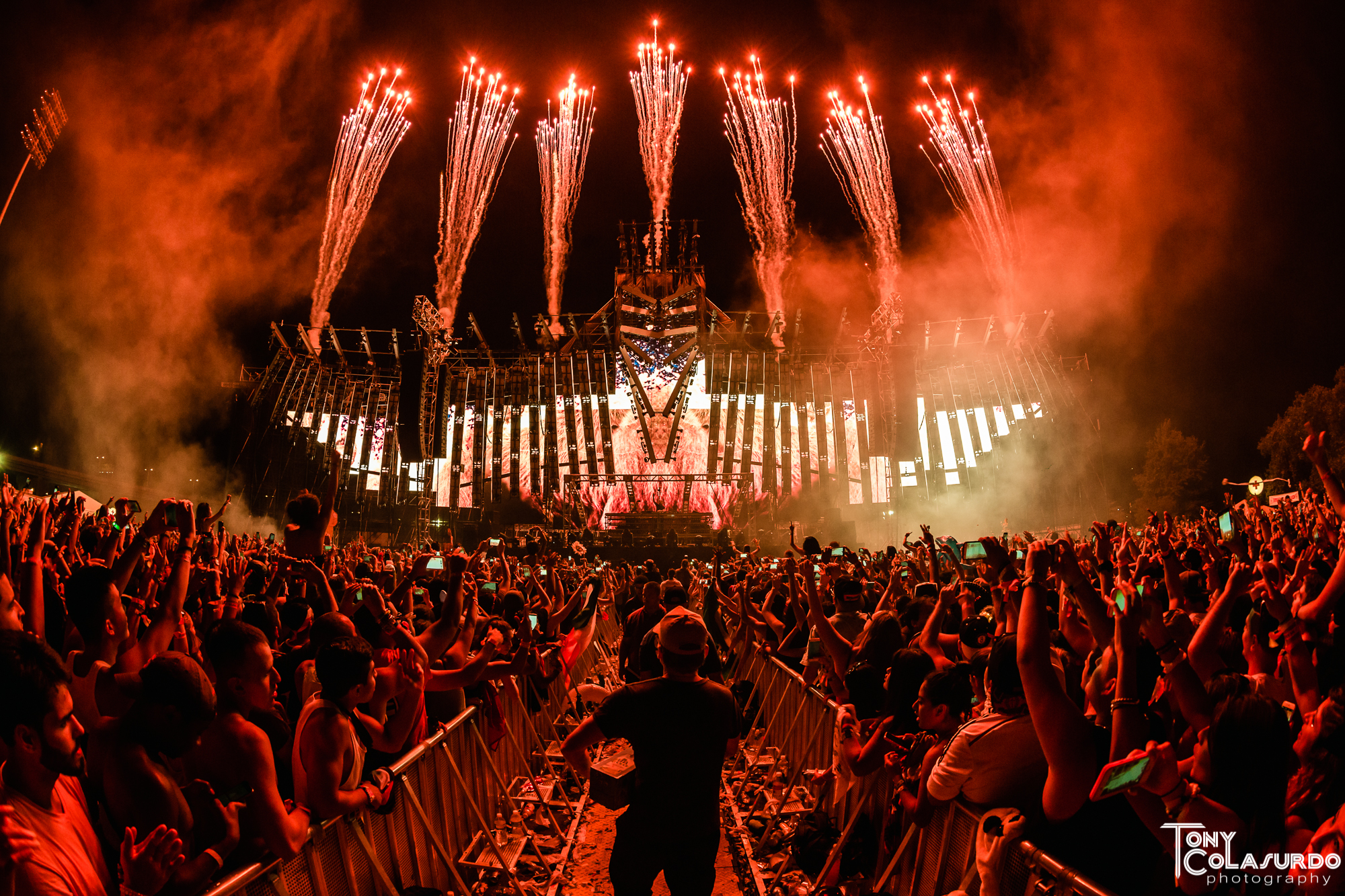 Alesso @ Electric Zoo 2015