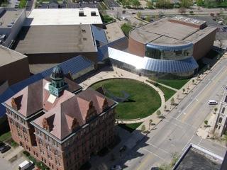 Peoria Civic Center  Tim Johnson